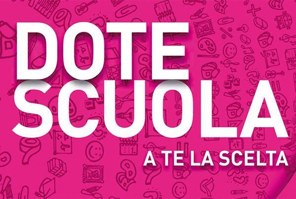 logo della dote scuola