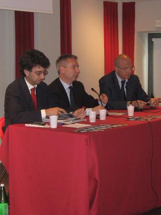 La conferenza stampa della presentazione di Lodi al Sole