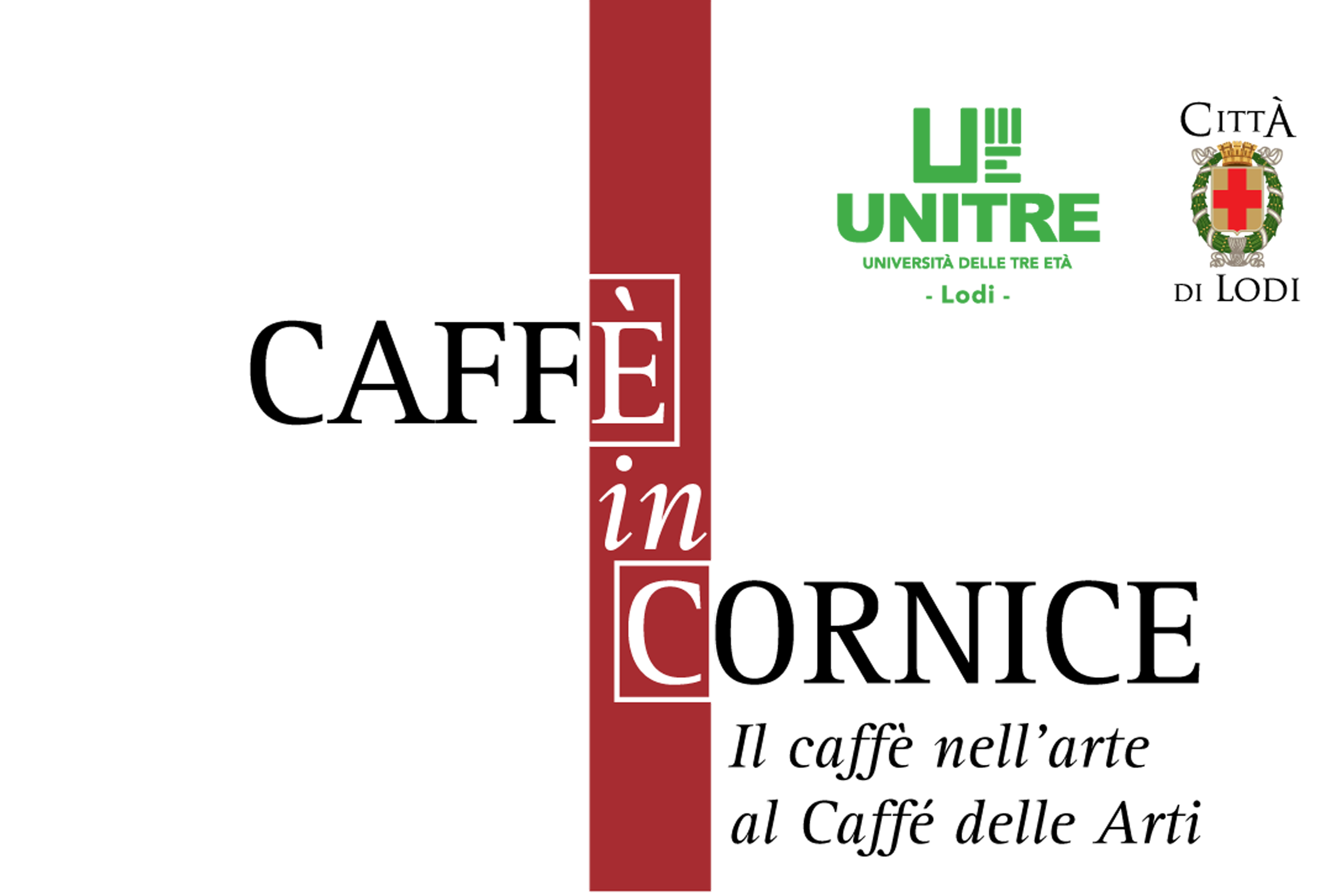 immagine dalla locandina con titolo e loghi di UNITRE e Città di Lodi