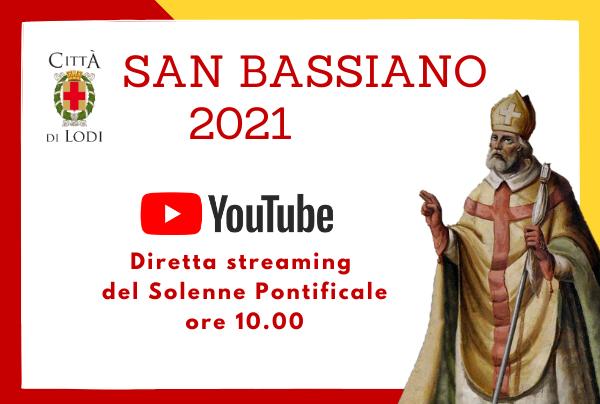 Clicca qui per la diretta streaming del Solenne Pontificale - ore 10.00