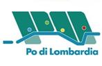 logo della Rete ciclabile del Sistema Turistico Po di Lombardia