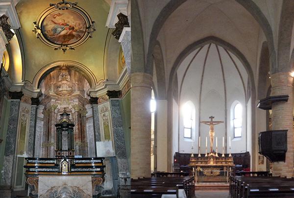immagine di Santa Chiara Nuova e Sant'Agnese