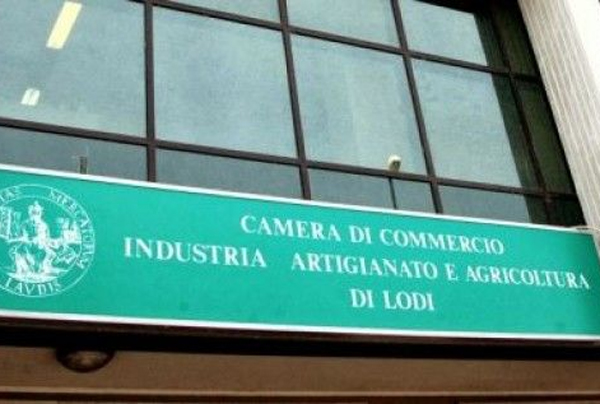 la camera di commercio di lodi