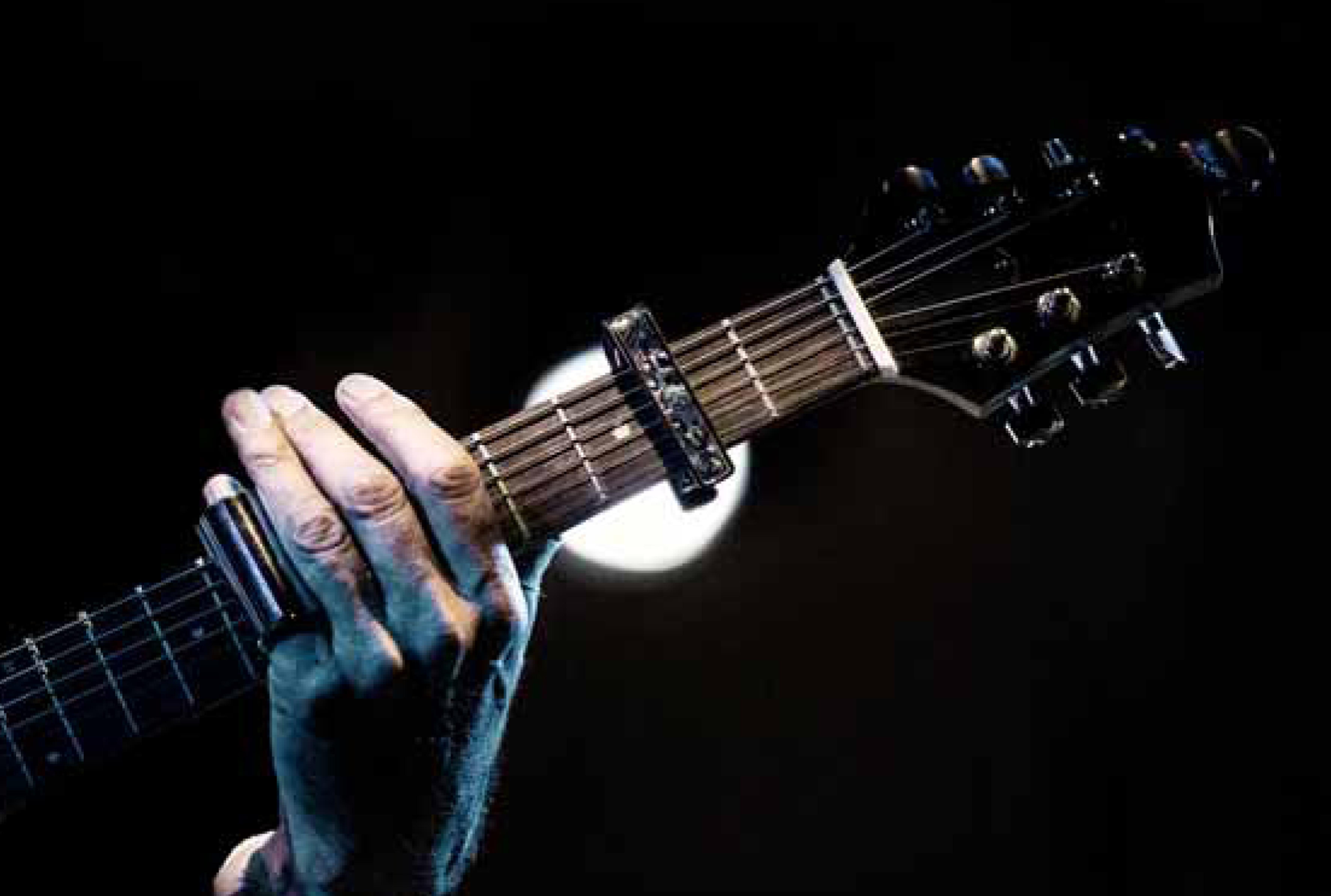 immagine di una chitarrra