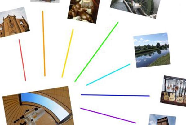 parted della copertina con varie immagini del lodigiano