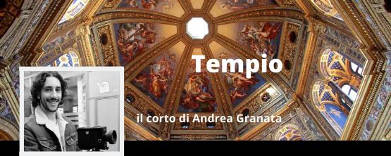 immagine volta del Tempio con foto di Granata
