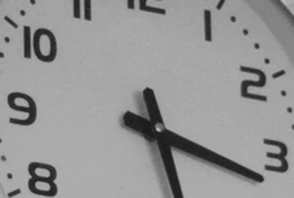 un orologio