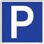 Cartelli di indicazione per i parcheggi