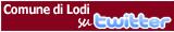 banner del canale twitter del comune