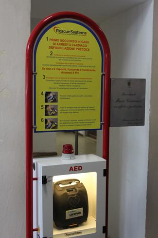 il  defibrillatore