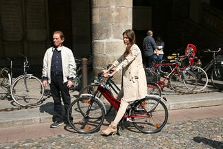 Alberto Bevilacqua e Bianca Balti