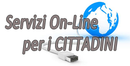 logo dei servizi online per i cittadini