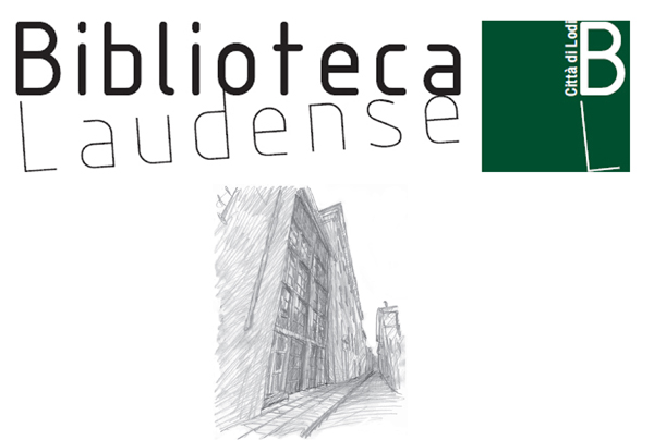logo della biblioteca laudense