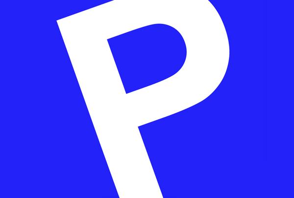 simbolo di parcheggio
