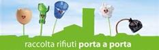 logo della raccolta rifiuti differenziata
