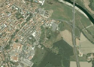 Foto aerea della zona Selvagreca