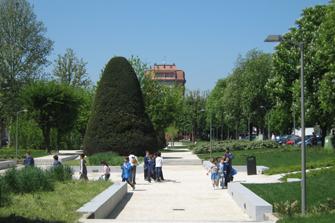 I nuovi Giardini del Passeggio