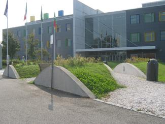 La sede del Parco Tecnologico Padano