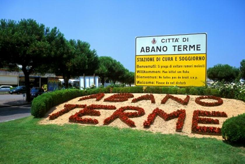 Soggiorno termale ad Abano Terme - Comune di Lodi