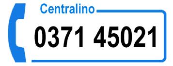 centralino 037145021