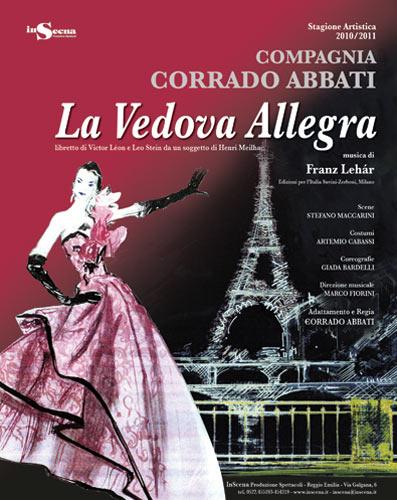 Franz Lehár la Vedova Allegra- Il Conte di Lussemburgo