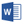 logo documento word