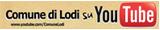 banner del canale youtube del Comune di Lodi