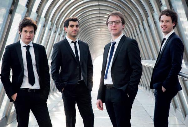 """il """"Quartetto Van Kuijk"""""""