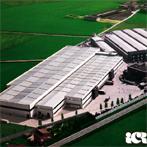 foto aerea dell'ICR