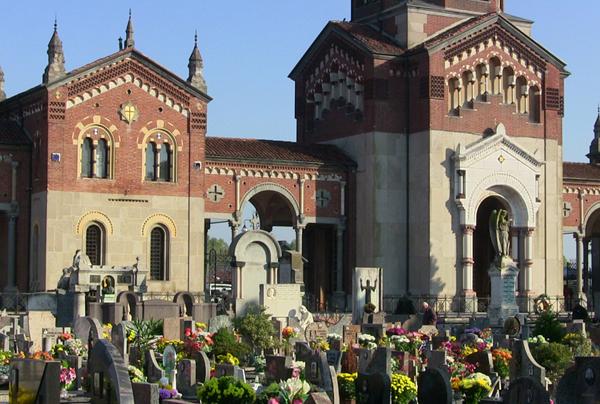 il cimitero maggiore di lodi