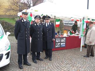 il presidio della Polizia Locale: il comandante