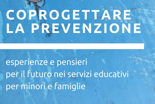 la scritta coprogettare la prevenzione