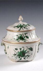 Zuppiera di ceramica