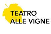 logo del teatro alle vigne: una foglia