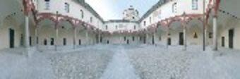 Cortile del Convento di San Cristoforo