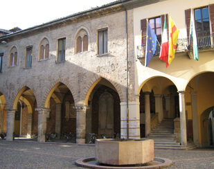 Battistero di Piazza Broletto