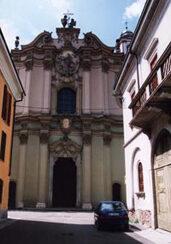 Chiesa della Maddalena - esterno