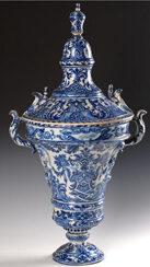 Un vaso della Ceramica Vecchia Lodi