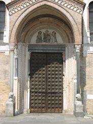 Protiro della Cattedrale