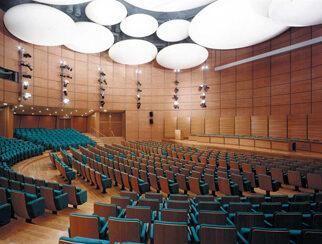 Auditorium della BPL